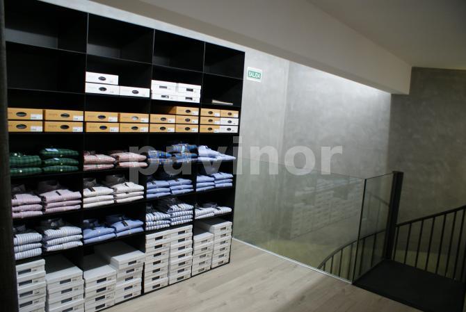 Parte superior tienda Sarto